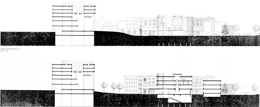 Chronologie du concours de la facult de l 39 am nagement for Ame atelier du meuble environnemental inc